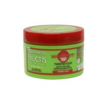 Garnier Fructis Style Work It Twisted Clay