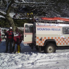 1. Ogwen Valley Mountain Rescue Team
