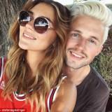 Marcus Butler and girlfriend Steffi