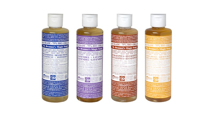 Dr Bronner's Magic Soaps - The Grooming GuideThe Grooming ...