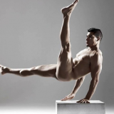 Naked Louis Smith ( Copyright Cosmopolitan Magazine)