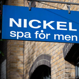 Nickel Spa London For Men - Serious Skin Care For Men
