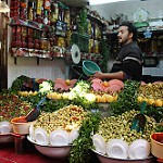 Medina - traditional Moroccan Market