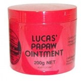 Paw Paw Ointment £21.99 for 200g at www.pawpawstore.co.uk
