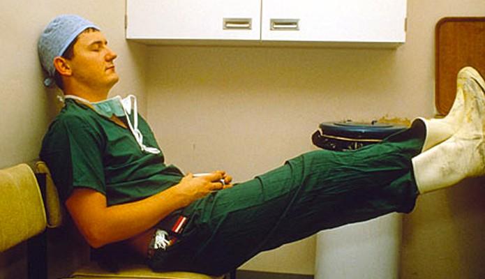 Resting Dr