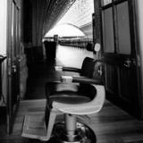 Melogy St Pancras Barber Shop Interior