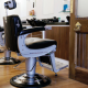 Melogy St Pancras Barber Shop Interior