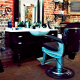 Ted's Grooming Room Interior