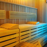 The Landmark Spa & Health Club Sauna