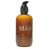 VitaMan Leave In Moisturiser around £29 for 250ml available from VitaMan