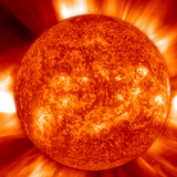 The Sun (source of all beauty....apparently)