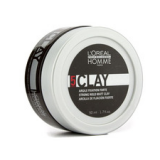 L'Oreal Professionel Homme Clay - Strong £12.25 for 50ml at www.lookfantastic.com