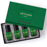 Vetiver Vert Cologne for the Traveller £85.00 for 4 x 15ml at czechandspeakefragrances.com