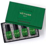 Vetiver Vert Cologne for the Traveller £85.00 for 4 x 15ml at czechandspeakefragrances.com