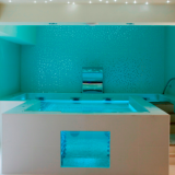 Hydrotherapy Pool At K West Hotel And Spa