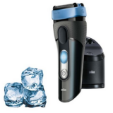 Braun CoolTec CT2cc Wet & Dry Foil Electric Shaver , £115 from Tesco