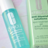 Clinique Anti Blemish Solutions from £14-£20 available at www.clinique.co.uk