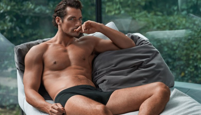 David Gandy For Marks And Spencers