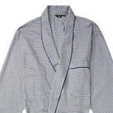 David Gandy for Autograph Dogtooth Dressing Gown, £39.50 at M&S