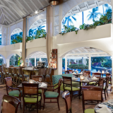Dining Room At The Colony Club Barbados