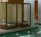 Cabana Close Up The Bulgari Spa
