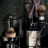 Male Product Offering At The Bulgari Spa
