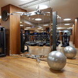 Bodyism Gym at The Bulgari Spa