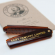 Captain Fawcett Folding Pocket Beard Comb, £8.50 from www.captainfawcett.com