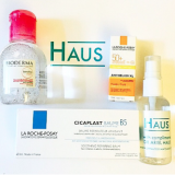 Dr Haus aftercare products