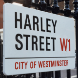 Dr Haus' London clinic can be found at no. 10 Harley Street