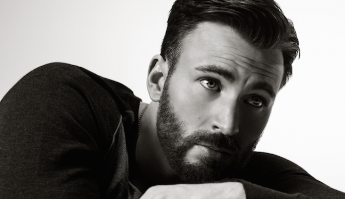 Chris Evans/Gucci Guilty Pour Homme Diamonds