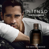 Colin Farrell for Intenso by Dolce and Gabbana