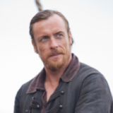 Stephens in action as Black Sails' Captain Flint