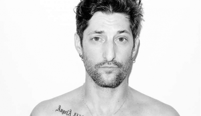 Tony Ward by Terry Richardson