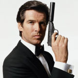Piers Brosnan As Bond