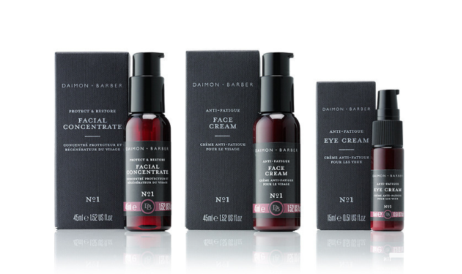 The Daimon Barber Range
