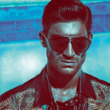 Ryan Barrett for Versace Man Campaign