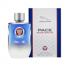 Jaguar - Pace Accelerate