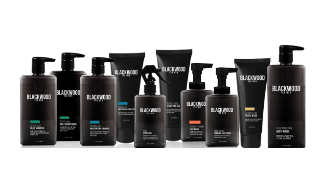 Blackwood for Men - Body and Hair Wash Collection