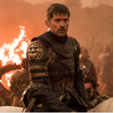 Nikolaj as Jamie Lannister in HBO's Game of Thrones