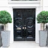 Harley Street Front Door
