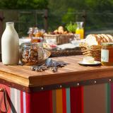 Treehouse Breakfast Basket