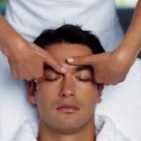 Facial Massage In Progress