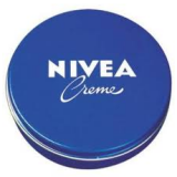 Nivea Creme about £3.00 for 200ml at Tesco