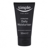 Simple For Men Hydrating Daily Moisturiser £5.50 for 50ml at Boots