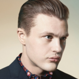 Michael Pitt in Prada SS12 Advertising