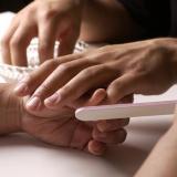 Male manicure