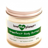 Love the Planet Grapefruit Body Butter