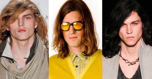 (L-R) Nicholas K, Marc Jacobs and John Vavartos