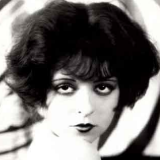 Clara Bow Silent Film Star